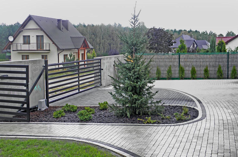 Projektowanie Zakładanie Pielęgnacja Ogrodów Ogród Uśmiechów